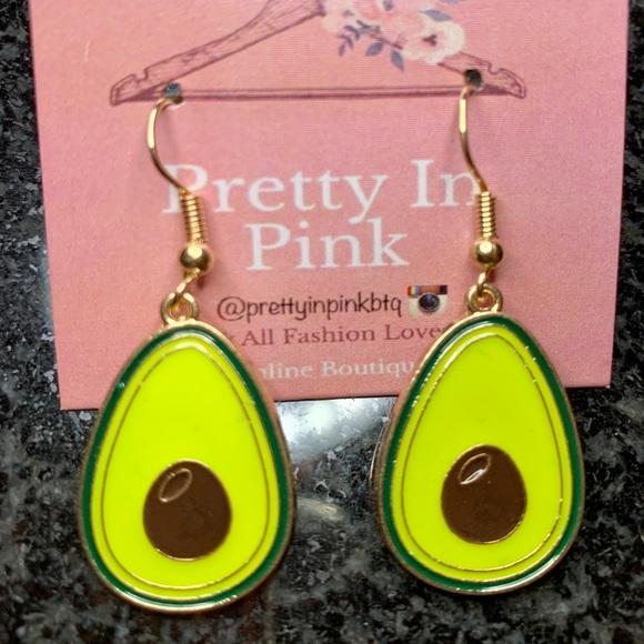 Jewelry - Avocado Earrings